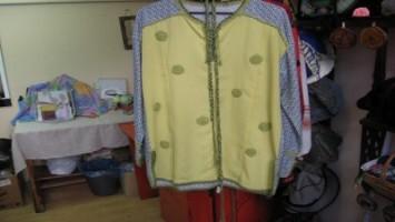 Ръчна изработка на дрехи