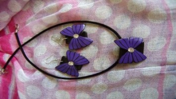 Бижута и сувенири от полимерна глина -  Уникатите на Даниела Инджова