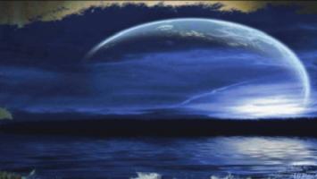 Луната се намира между Земята и Слънцето