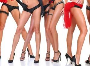 Силните оръжия за еротично въздействие върху мъжете