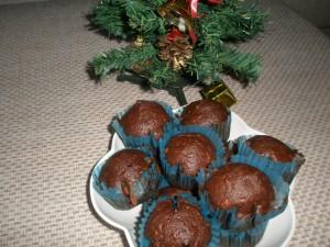 Как да приготвим шоколадови мъфини