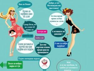 парфюми онлайн