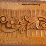 пано дърворезба