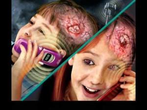 електромагнитно излъчване на телефони