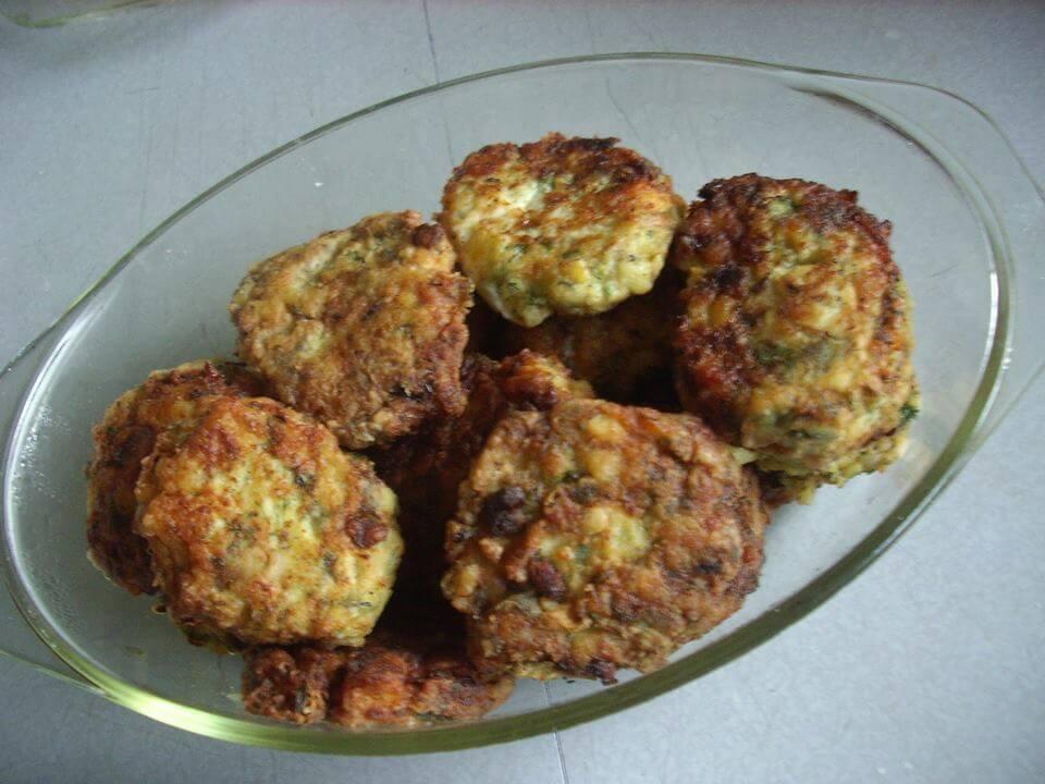 Кюфтенца от картофи
