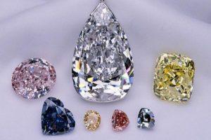 Форма на диамант